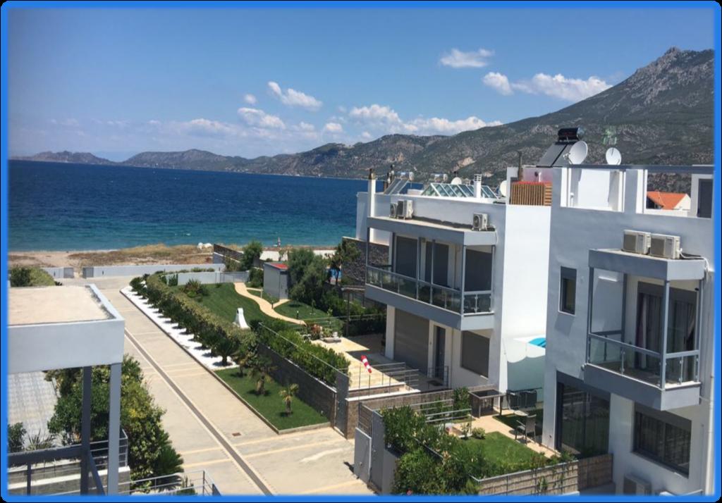 Sea Front Villa in Loutraki