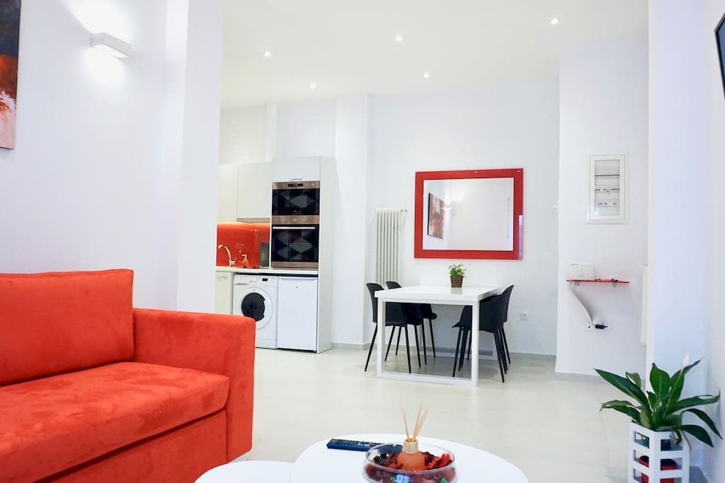 Apartment in Hilton Area, Athens RES-31