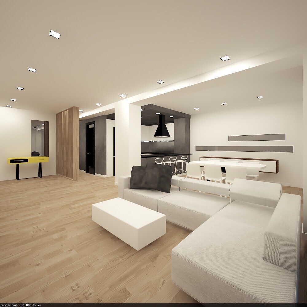 Apartment in Hilton Area, Athens