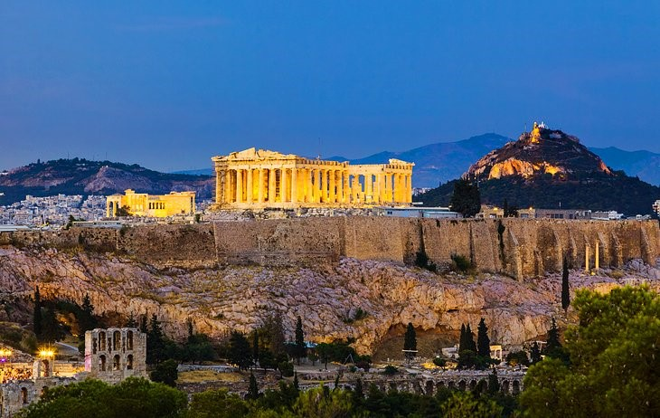 Greece is Second Top Holiday Country for TUI Group Travelers in 2018