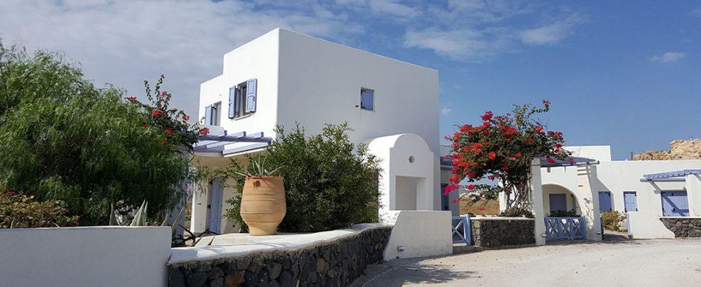 2 Βedroom Villa Santorini island