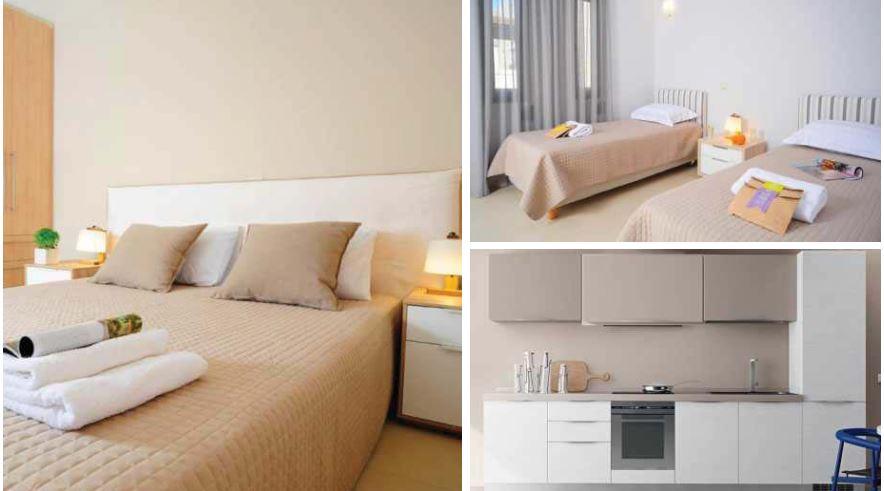 1 Bedroom Apartment in Chania Crete Island
