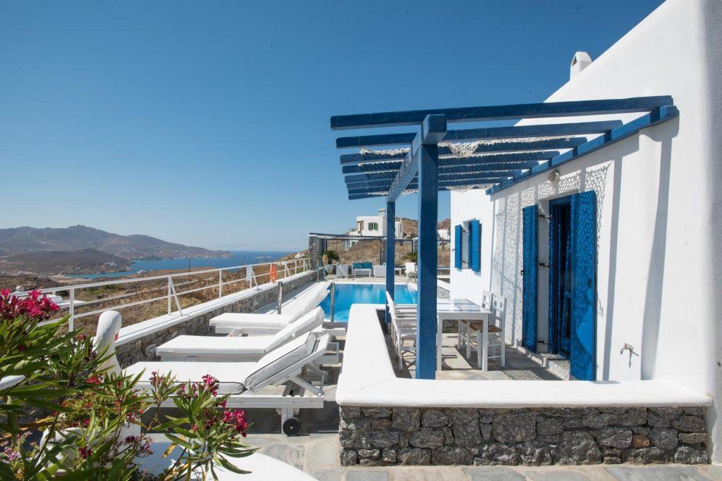 Loukas Town House 2 in Mykonos