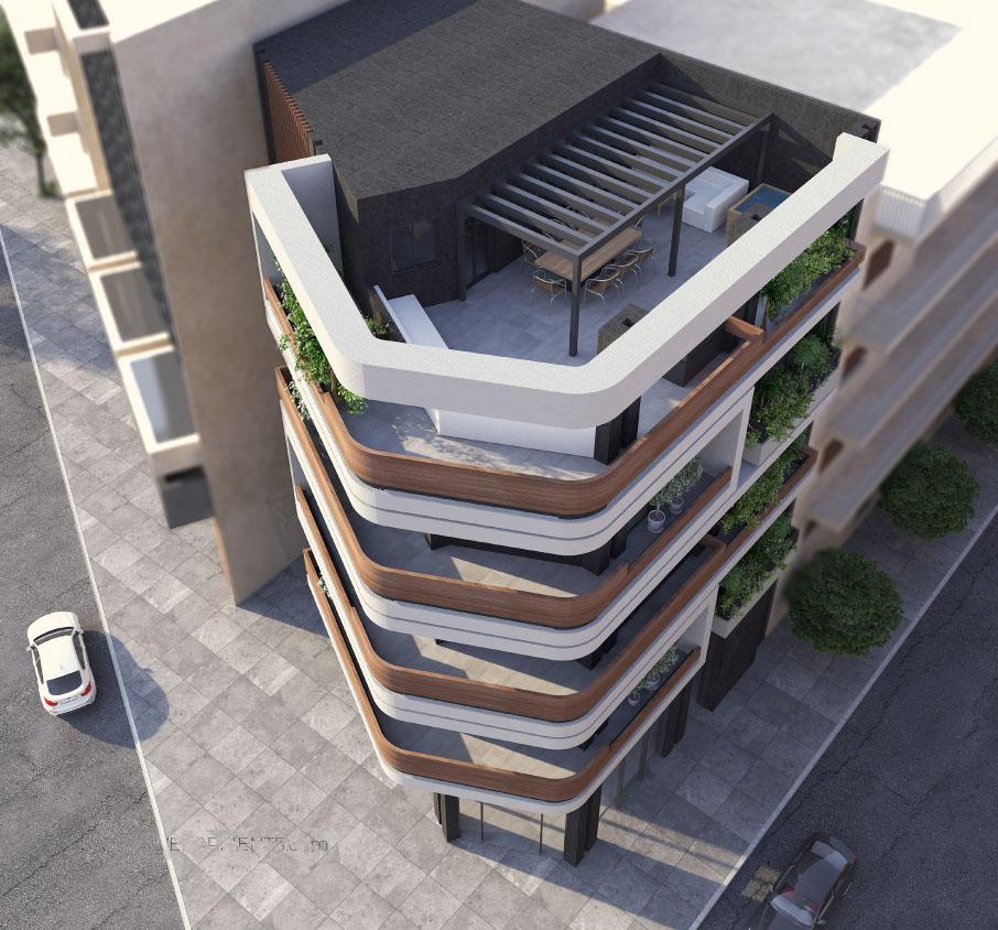 1 Bedroom Apartment in Neos Kosmos area