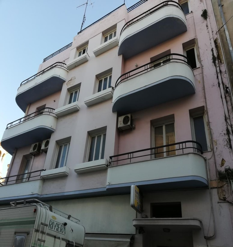 Commercial / Residential Building in Pagrati Athens