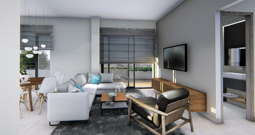 2 Bedroom Apartment in Glyfada area