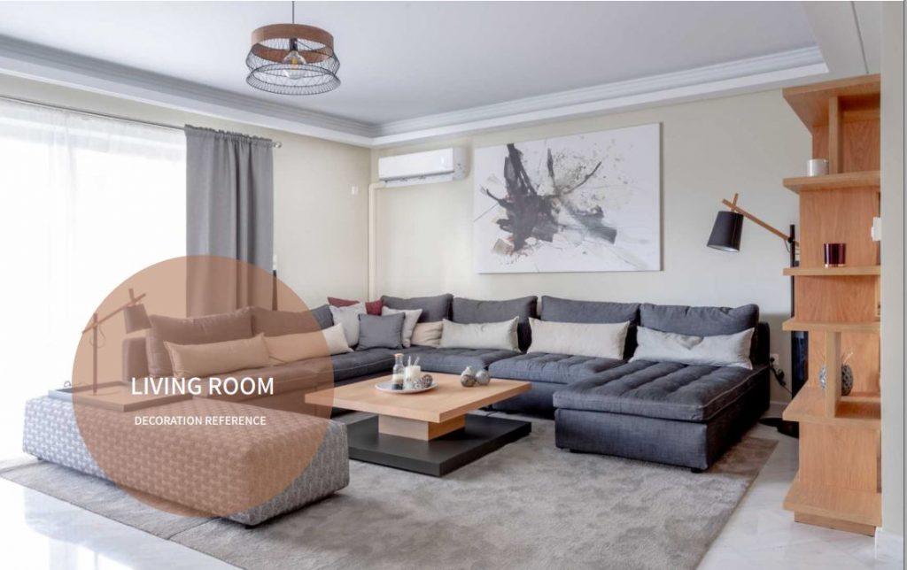 2 Bedroom Sea View Apartment in Glyfada area